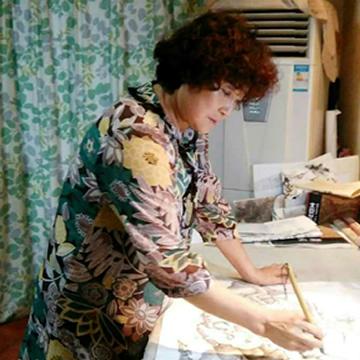 国画家马燕莉字画之家