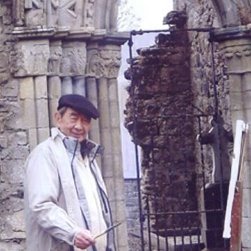 油画家鲍加字画之家