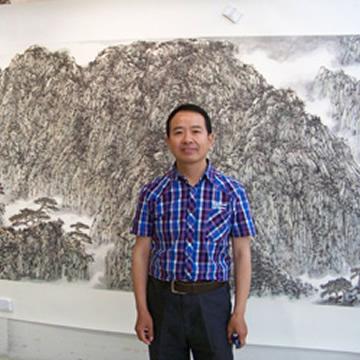 国画家杨世宏字画之家