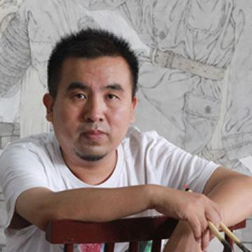 国画家李洪涛字画之家