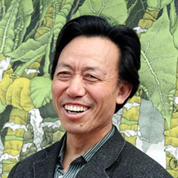 国画家崔志安字画之家