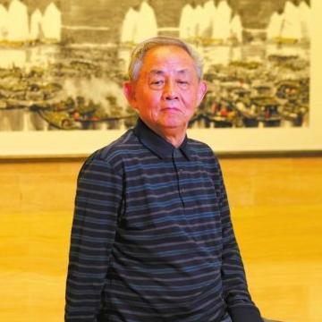 国画家徐希字画之家