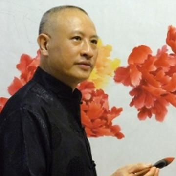 国画家刘凯焰字画之家