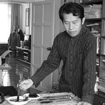 国画家朱俊杰字画之家