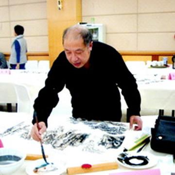 国画家李悦字画之家