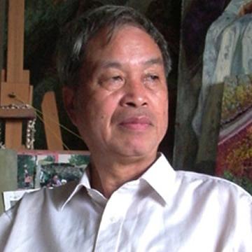 油画家邓崇龙字画之家