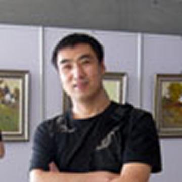油画家王凤伟字画之家
