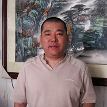 国画家张秋辉字画之家