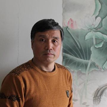 国画家刘川字画之家