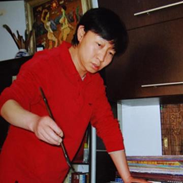 国画家刘建华字画之家