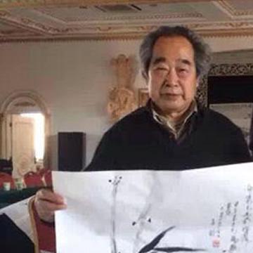 国画家姜锐字画之家