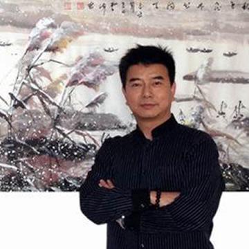 国画家张云海字画之家