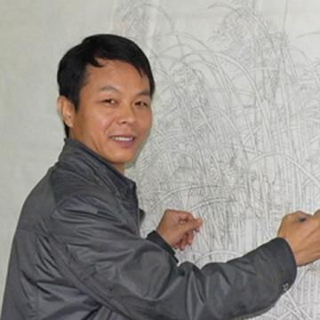 国画家张国栋字画之家