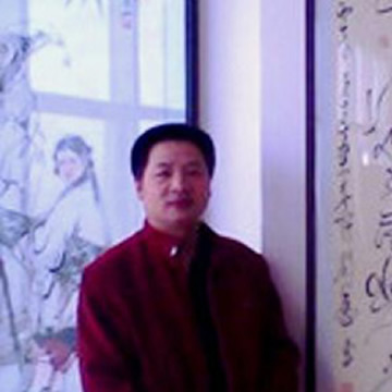 国画家刘华字画之家