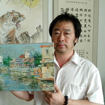 油画家李林字画之家