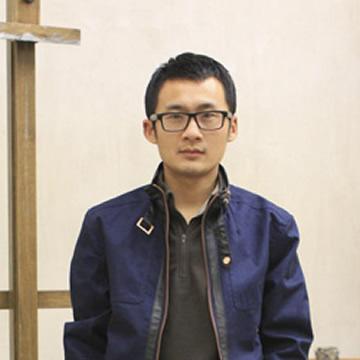 油画家蔡涛字画之家