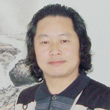 国画家张文平字画之家