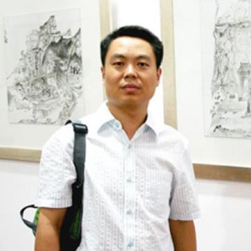 国画家吕峰字画之家