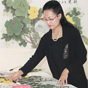 国画家程翠平字画之家