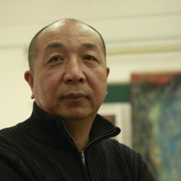 国画家张志坚字画之家