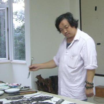 国画家刘星字画之家
