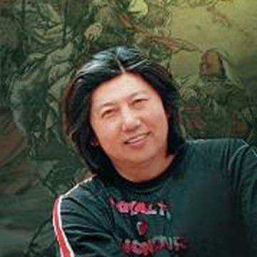 国画家胡伟字画之家