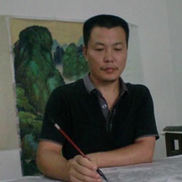 国画家姚树超字画之家