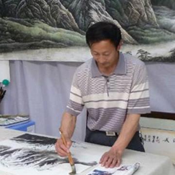 国画家林永发字画之家