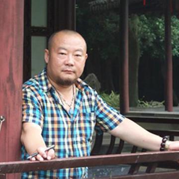 国画家袁大川字画之家