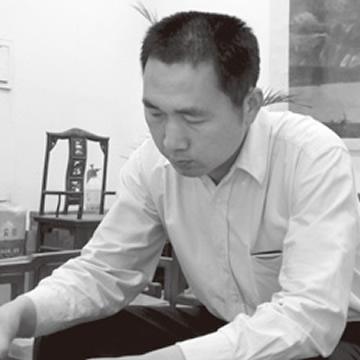国画家尚海涛字画之家