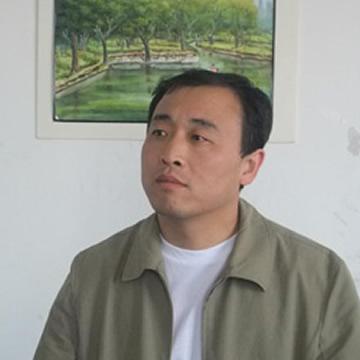 油画家刘玉虎字画之家