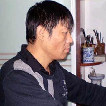 国画家刘东字画之家