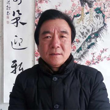 国画家鲍洪标字画之家