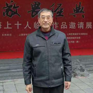 国画家杨靖字画之家