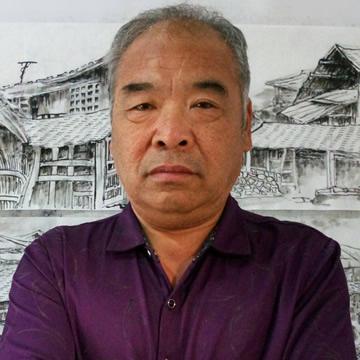 国画家郭二林字画之家
