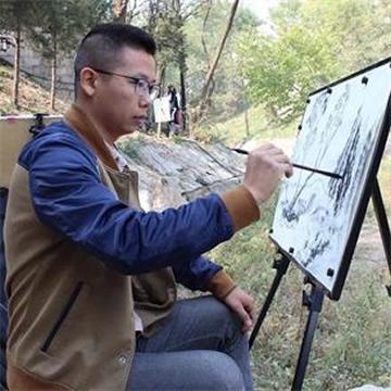 国画家李伟字画之家