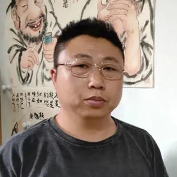 国画家姜兆兴字画之家