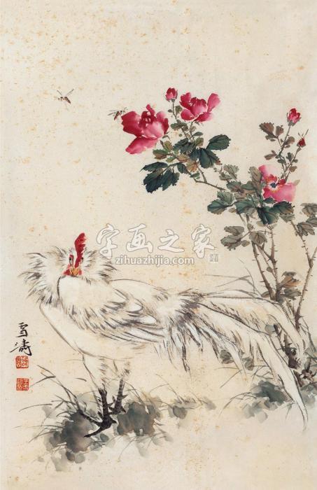 王雪涛大吉图字画之家