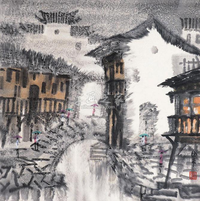 徐希山水字画之家