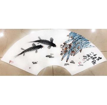 周小雨国画花鸟有余图字画之家