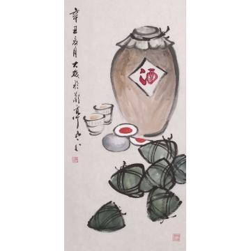 朱大成国画花鸟香飘十里字画之家