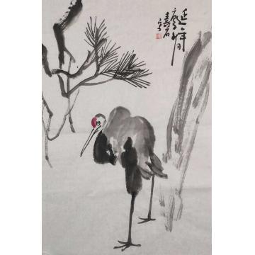 寿石国画花鸟延年字画之家